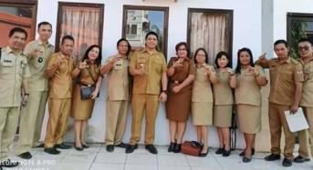 Hadir 100 Persen di Apel Perdana, Kecamatan Kumelembuai Solid