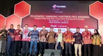 Pengguna Telkomsel Kini Dapat Beli Pulsa Lewat Digital Banking Bank SulutGo