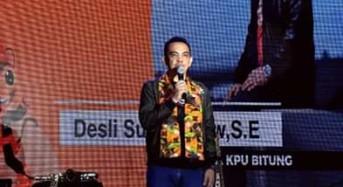 Sukses Launching Bitung Bapilih 2020