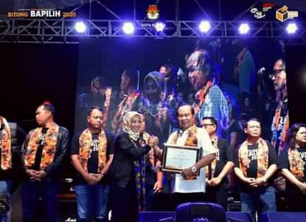 Sukses Lounching Bitung Bapilih 20201