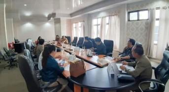 Bamnus DPRD Tomohon Bahas Agenda Januari 2020