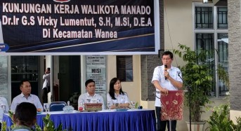 Tindaklanjuti Keluhan Warga, Pemkot Manado Percepat Pencairan Dana Duka