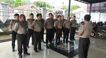 Polres Mitra Ketambahan 40 Personil dari Polda Sulut