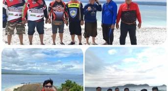 Syukuri Hut ke-51, Bupati James Sumendap Kunjungi Objek Wisata Pulau Punten