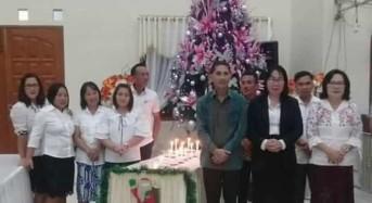 Pemerintah Desa Kumelembuai Atas Ibadah Natal di Penghujung Tahun 2019