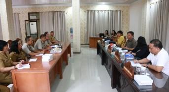 RDP dengan Komisi I DPRD, BPN Tomohon akan Serahkan Sertifikat