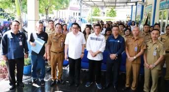 GSVL-Mor Minta Pemerintah Kecamatan Tuminting Maksimalkan Potensi Wilayah