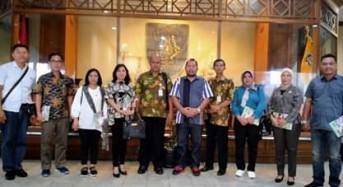 Kunker di Pemkab Klaten, Kountur: Bumdes Modal Penggerak Perekonomian Masyarakat