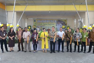 Peluncuran The Acceleration of Tomohon Smart City atau Akselerasi/Percepatan Tomohon Smart City