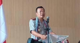 Kapolres Mitra Himbau Masyarakat Tak Terpancing Isu di Minahasa Utara