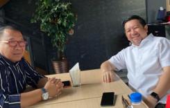 Jelang Pilwako Manado, MOR-LIR Bangun Komunikasi Politik