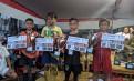Maesa Sulut – Dikta Prima Jawara Turnamen Sepak Bola U-10 dan U-12 Piala Walikota Manado