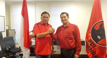 DPP PDIP Tetapkan OD – SK Cagub dan Cawagub Sulut 2020