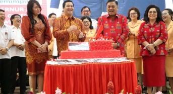 Pemprov Sulut Ibadah Syukur Empat Tahun Kepemimpinan OD – SK