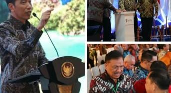 Gubernur Olly Ikuti Rakornas Investasi 2020 Yang Dibuka Presiden Jokowi