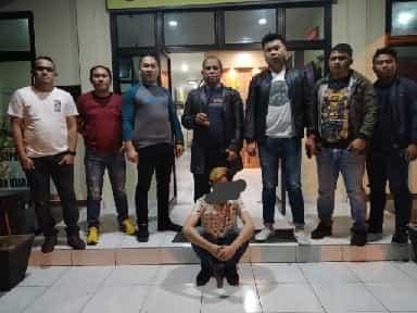 Kapolsek Tomohon Utara, Tim URC Totosik dan pelaku pengancaman
