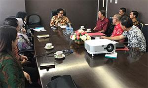 Bupati Minahasa Konsultasi Dana Perimbangan dan Pinjaman Daerah di Kemendagri