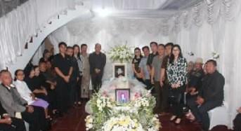 DPRD Tomohon Melayat ke Rumah Duka Keluarga Tangkawarouw-Supit