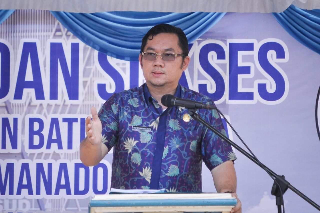 dr. Ivan: RSUD Kota Manado Akan Dibangun dengan Konstruksi Tujuh Lantai