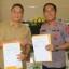 Amankan Pilwako, Pemkot Tomohon Hibahkan 2 Miliar ke Polres