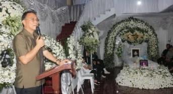Pemkot Tomohon Ibadah Penghiburan Meninggalnya Maritje Supit
