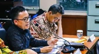 Senator SBANL Usulkan Program Strategis di Raker Komite II DPD-RI dan Menteri LHK-RI