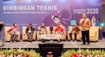 Mogi Paparkan Sistem Keuangan Pemkot Tomohon di Bimtek Implementasi Data Pemda di Jakarta