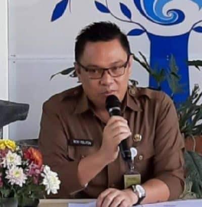 Kadis Kominfo Kota Tomohon Novi Politon SE MM
