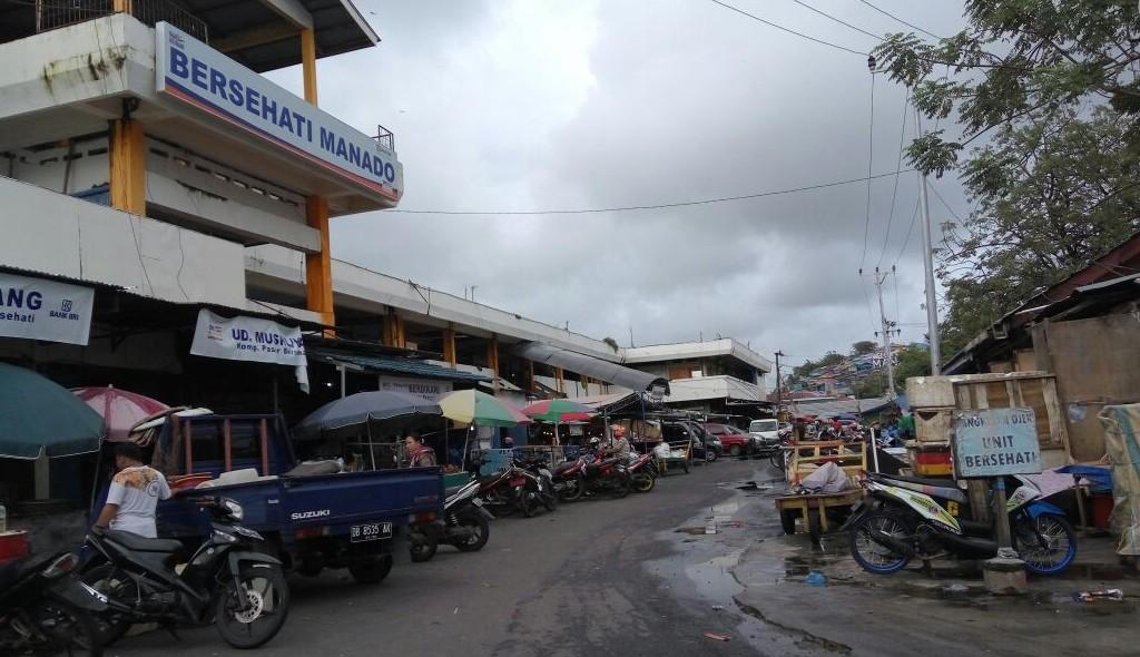 Pasar Bersehati (foto: Ist)