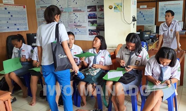 Pendaftaran Calon Paskibra Kota Manado Tahun 2020 Membludak