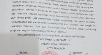 Soal Dana Hibah, Sekretaris PMI Tomohon Angkat Suara