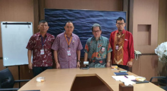Bupati Minahasa Konsultasi Dana Bagi Hasil Tahun 2019 di Kementrian Keuangan