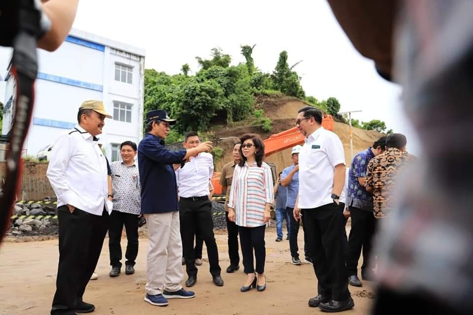 GSVL-Mor Kembali Ukir Sejarah Baru: Pembangunan RSUD Kota Manado Dimulai