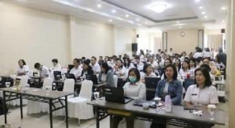 Pemkot Tomohon Gelar Workshop Simda Integrated Perencanaan Tahunan