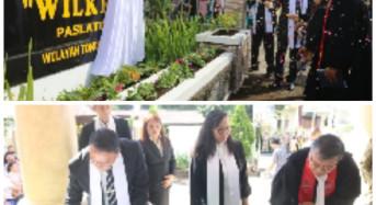 Jemaat ke-1.000 di GMIM, ''Wilken'' Paslaten Ditahbiskan