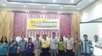 Selaraskan Program Hasil RKPD, Dinas Perkim Tomohon Gelar Forum Lintas PD