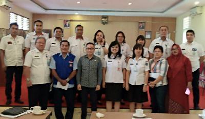 SBANL di Dinas Kelautan dan Perikanan Provinsi Sulawesi Utara