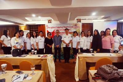 SBANL di Dinas Pertanian dan Peternakan Provinsi Sulawesi Utara