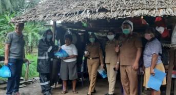 Hari Ketiga VAP Salurkan Bantuan 1.000 Paket Beras dan Ikan Kaleng