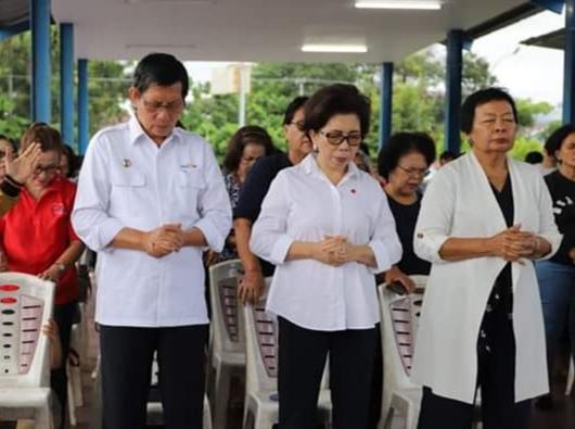Doa Bersama Awali Kerja Wali Kota di Bulan Maret