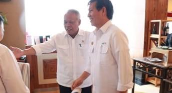 Lumentut Hadiri Konreg Kementerian PUPR Wilayah, Bali, Kalimantan, dan Sulawesi
