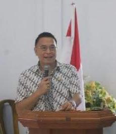 Wali Kota Tomohon Jimmy Feidie Eman SE Ak CA