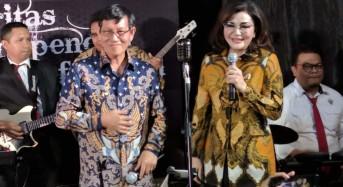 Nyanyi Bersama di Acara BPK, GSVL-CEP: Nanti Kita Ketemu di 'Sulawesi Utara'