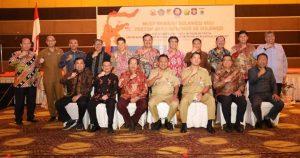 Gubernur Olly Terpilih Aklamasi Ketua BKPRS Periode 2020-2023