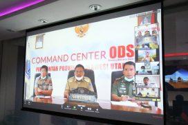 Rapat Lewat Video Teleconference, Gubernur se-Sulawesi Sepata Tidak Ada Lockdown, Tapi…