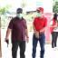 Wakil Bupati Minahasa Pantau Penyemprotan Disinfektan