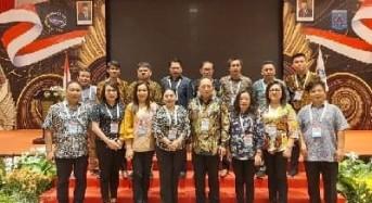DPRD Tomohon Ikut Munas V Adeksi di Mataram