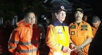 Wali Kota dan Ketua TP PKK Pantau Langsung Situasi di Mahawu dan Bailang