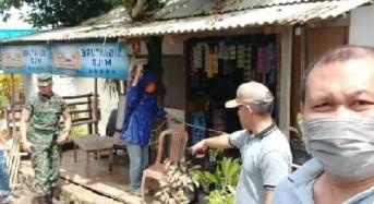 Pemkot Tomohon Semprot Disinfektan di Kelurahan-Kelurahan  dan Kendaraan Umum