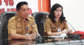 Jubir Satgas Covid-19 Sulut: 5 Pasien Dalam Pengawasan Diisolasi di RSUP Kandou Manado
